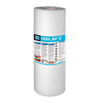 0177-0150-XT Laticrete Strata Mat XT for ceramic tile and dimension stone installations serving as an uncoupling layer and vapor management layer keeps moisture from beneath the tile covering