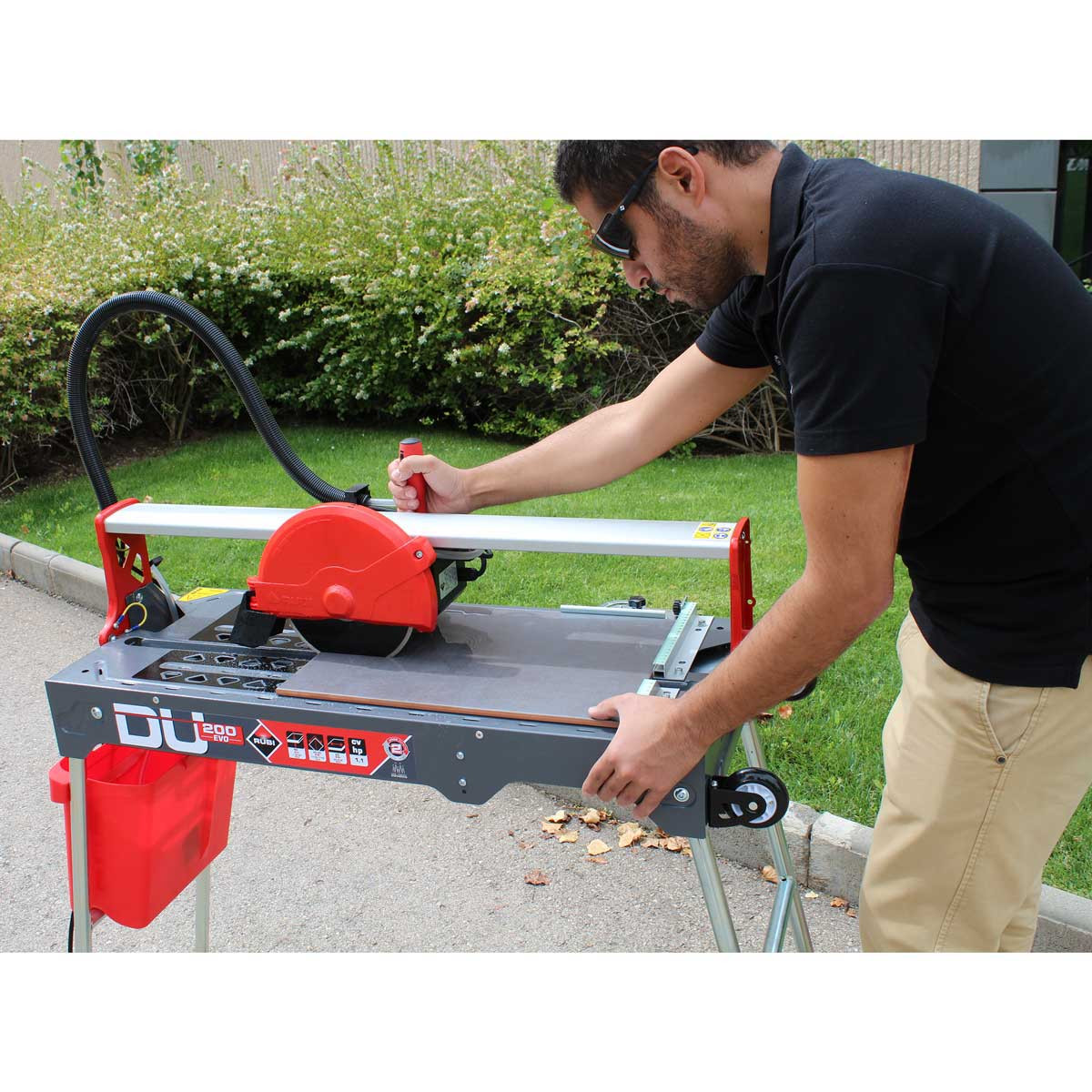 Rubi Diamant DU-200 EVO Tile Saw 2