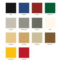 Laticrete Spartacote Polyastpartic Pigment Color Chart
