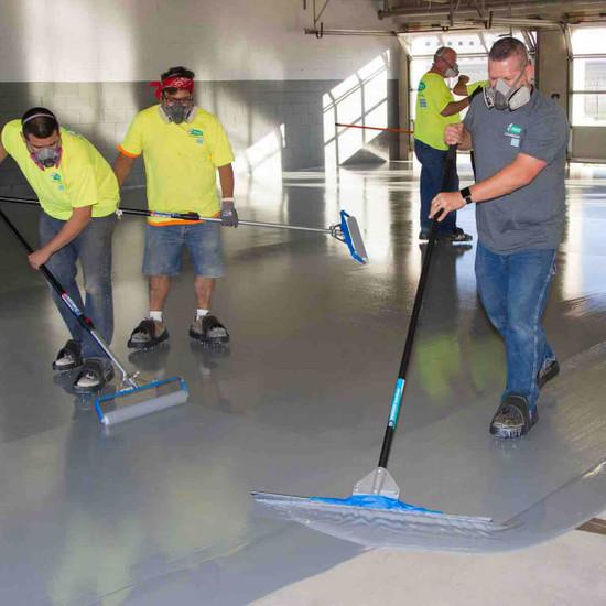 Laticrete Spartacote Pigment Floors
