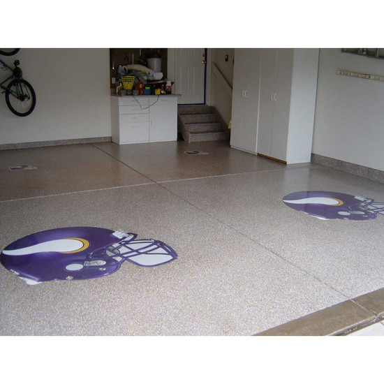 Laticrete Sparta Chip Garage Floors