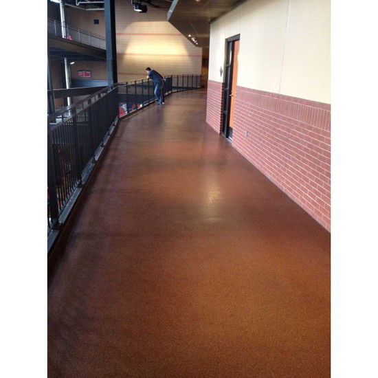 Laticrete Sparta-Quartz Hallway Floor