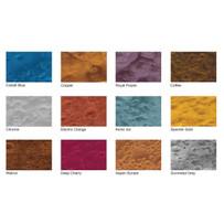 Laticrete Spartacote Metallic Pigment Color Chart