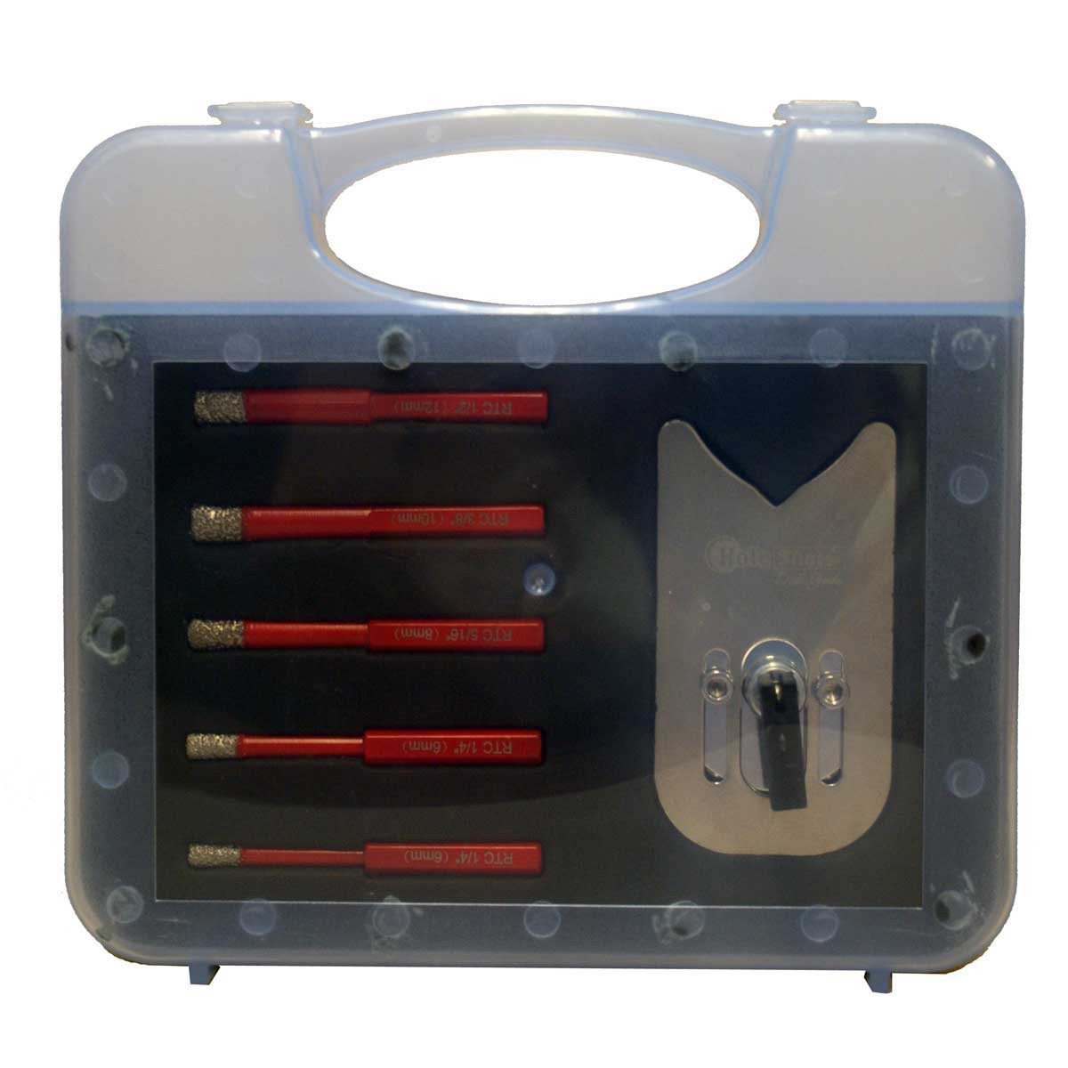 hole shot dry drill bit kit
