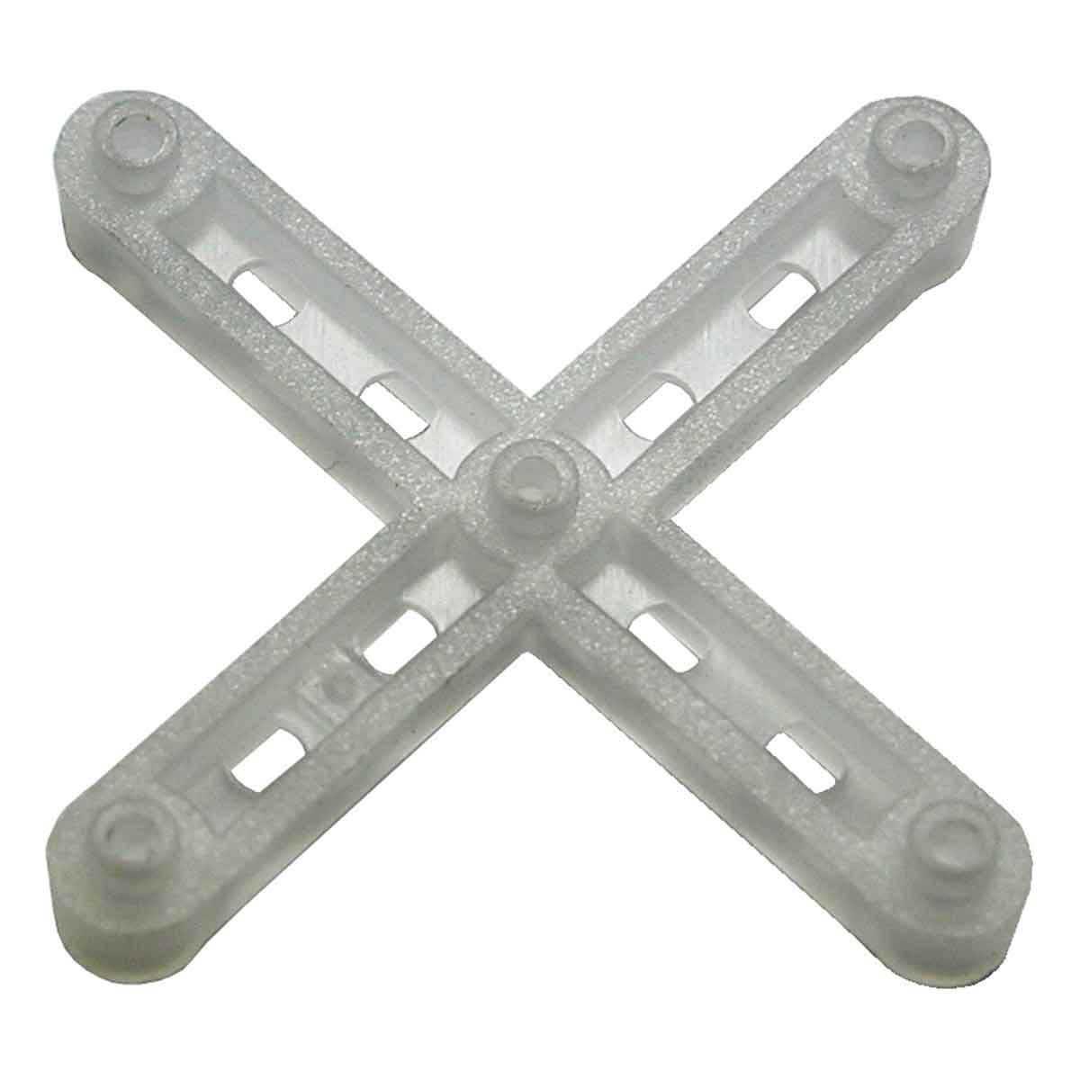1/4 inch Leave-In Tile Spacers SPC14JAR Gray