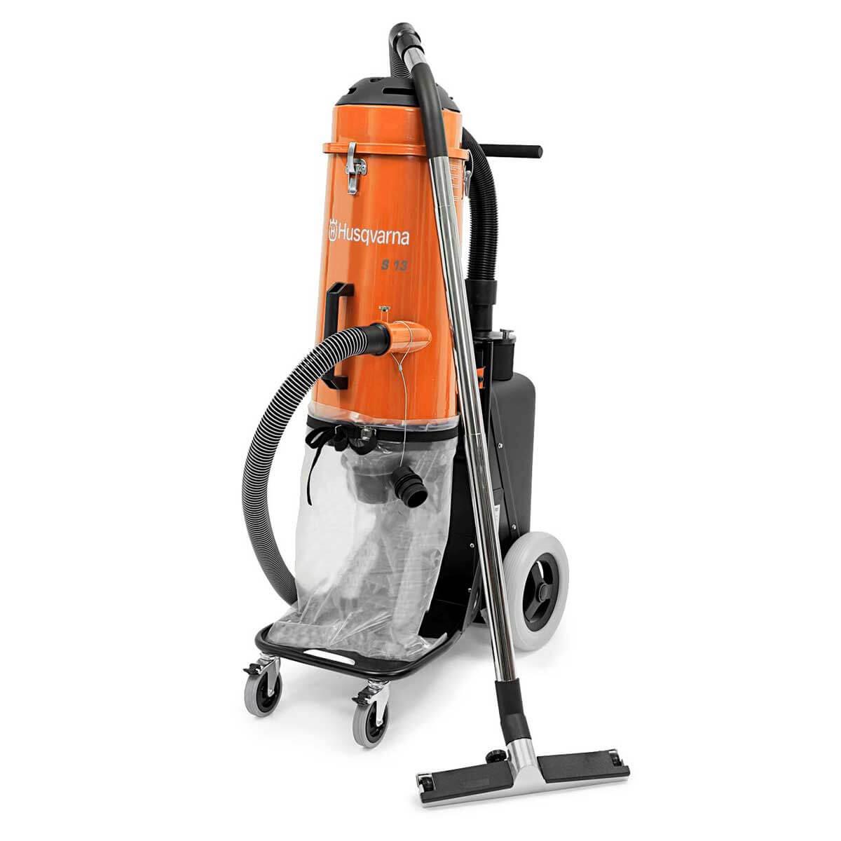 s13 pullman ermator hepa vacuum - Hepa Vacuum