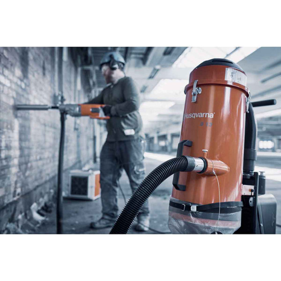 Husqvarna S13 Dust Extractor for Concrete Drilling