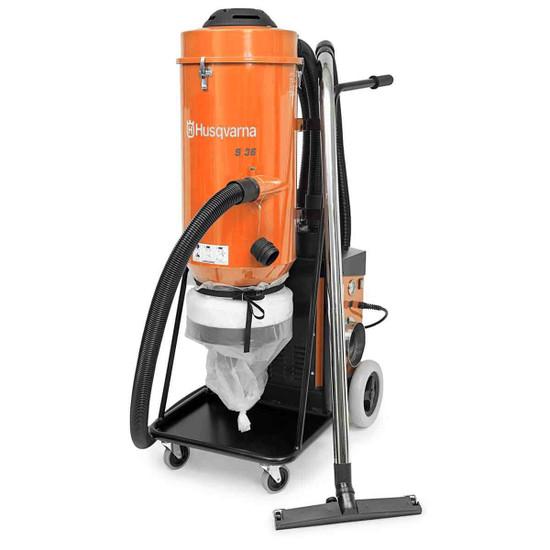Pullman Ermator S36 HEPA Dust Extractor by Husqvarna