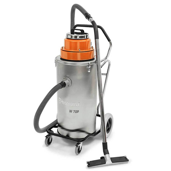 Pullman Ermator W70 Wet Vacuum by Husqvarna