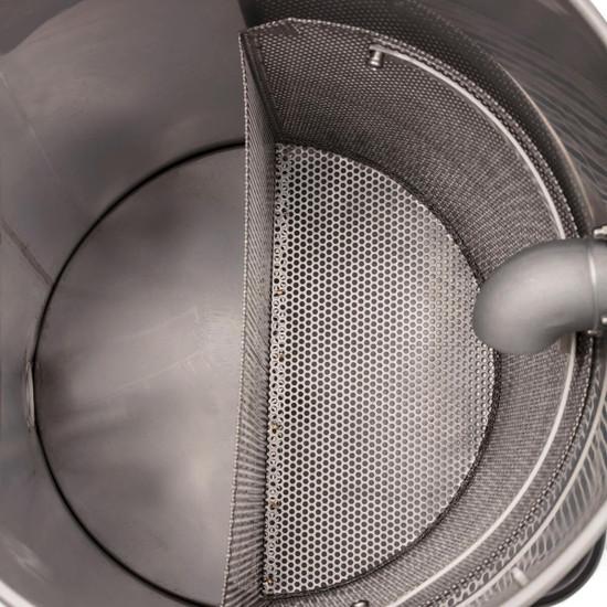 Pullman Ermator W70 Vacuum with Metal Floor Wand
