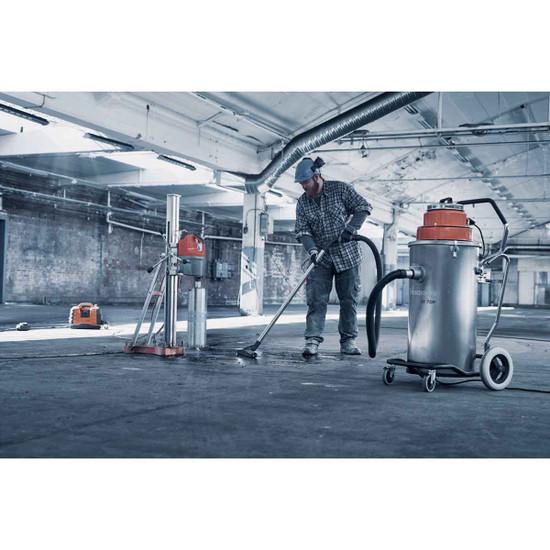 Husqvarna W70 Wet Slurry Vacuum