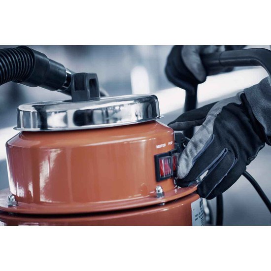 Husqvarna W70 Motor and Pump Switch
