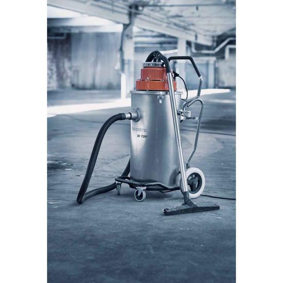 Husqvarna W70 Slurry Management Vacuum