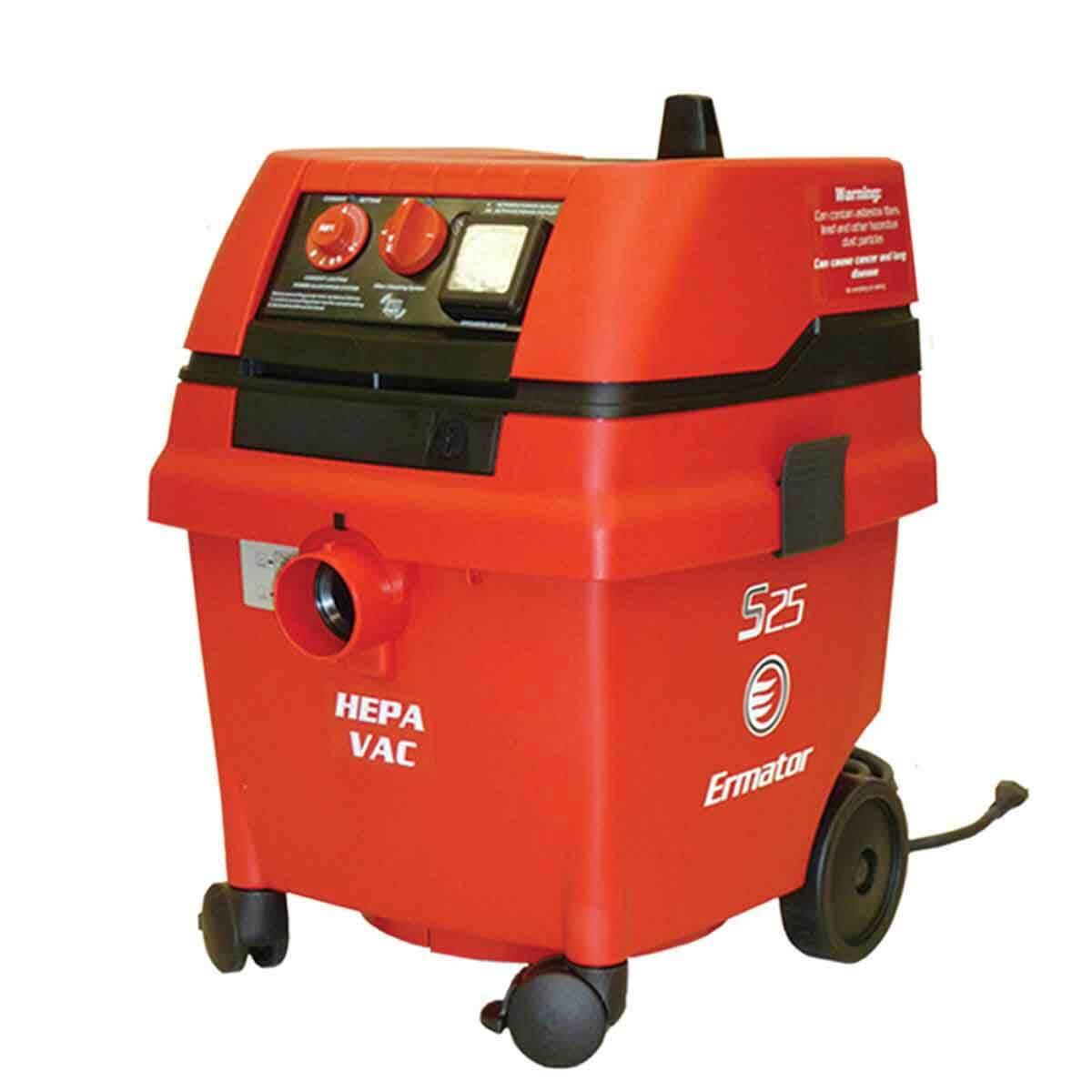 Pullman-Holt Wet Dry HEPA Vacuums