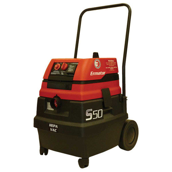 Pullman-Holt Wet Dry S50 HEPA Vacuums