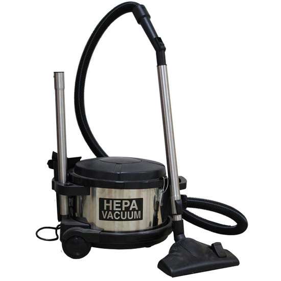 Pullman-Holt 390HEPA Canister Style Vacuum