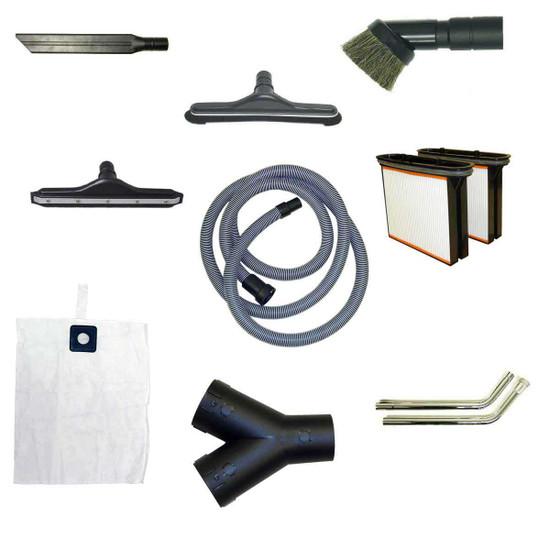 Pullman-Holt Wet Dry HEPA Vacuum Accessories