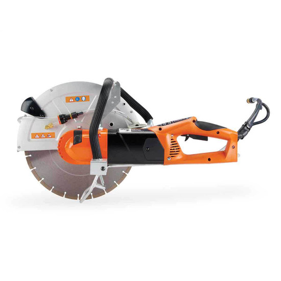 Clipper CE414-350 Hand-Held Concrete Saw