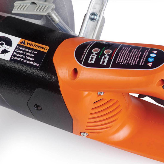 CE414-350 Clipper High-Speed Saw Handle