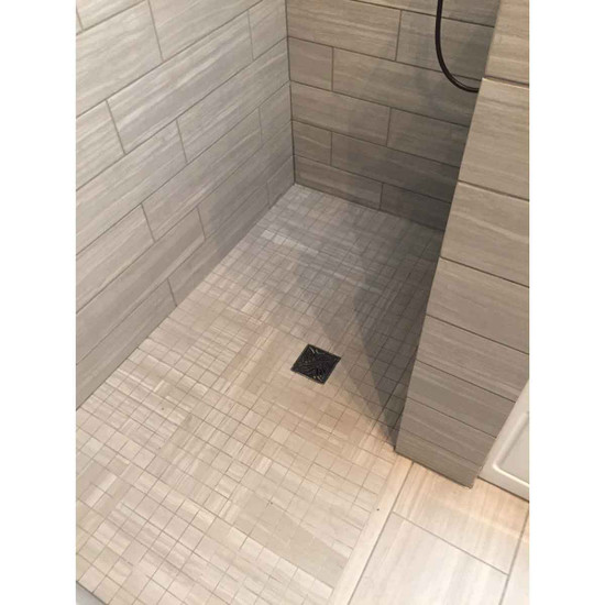 Arc TrueDek Curbless Shower Pan