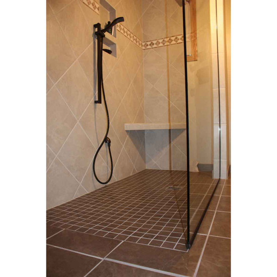 Arc TrueDek Curbless Shower Floor