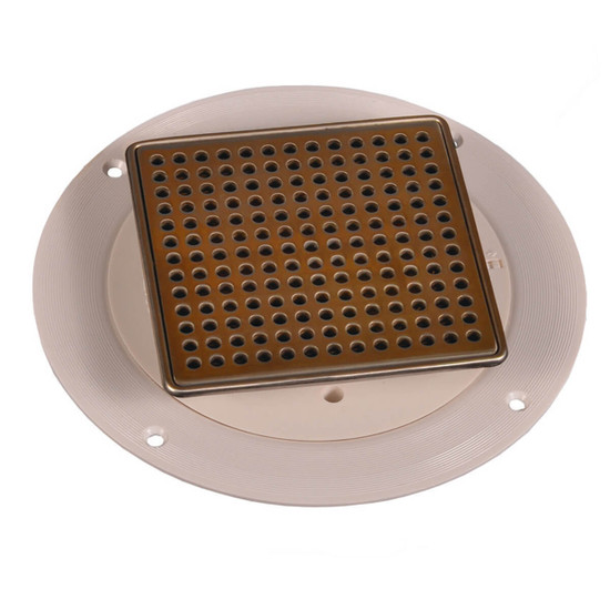 Arc TrueDEK Classic Oil Rubbed Bronze Pinhole Drain