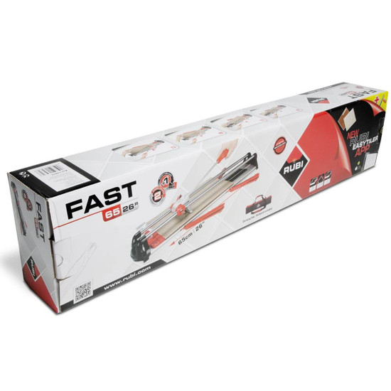 Rubi FAST Tile Cutter push handle
