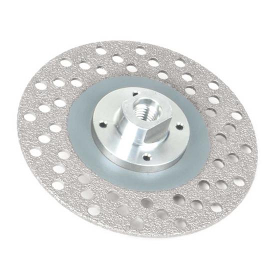 Montolit Fine Grit Diamond Cutting and Grinding Wheel