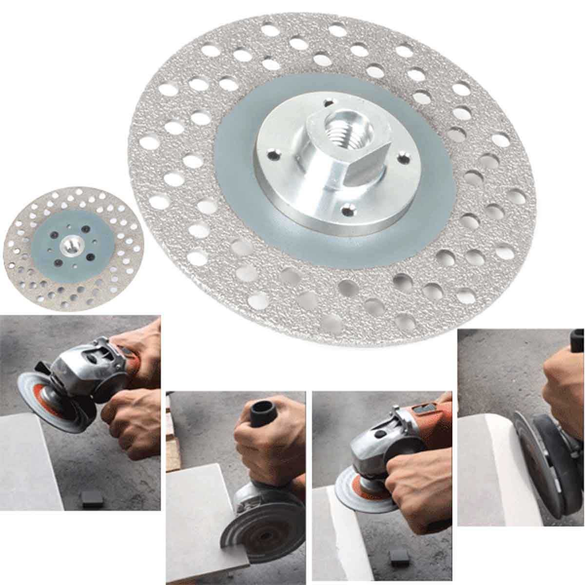 STL125GG Medium Grit Diamond Cutting and Grinding Wheel