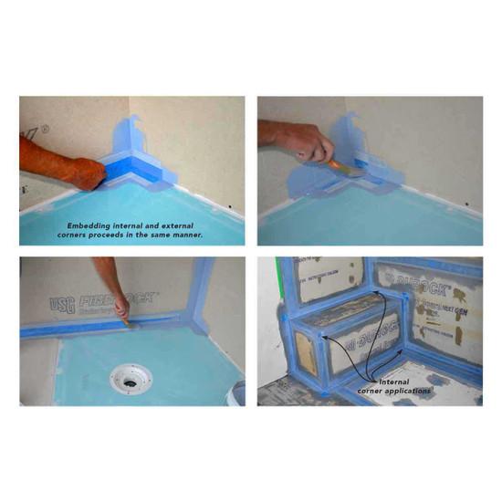 Arc Inc. Internal Waterproof Demo