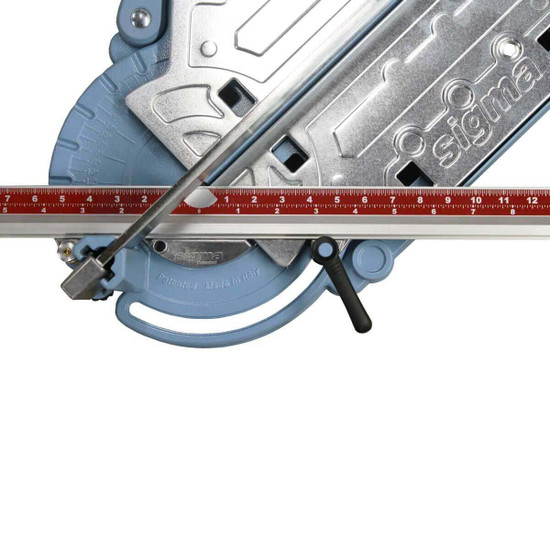 sigma max tile cutter top view