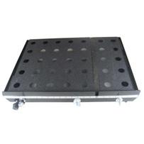 norton clipper conveyor cart for masonry saw