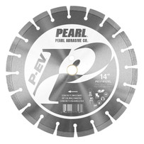 PEV1412XL Pearl Abrasive 14 inch Segmented Blade