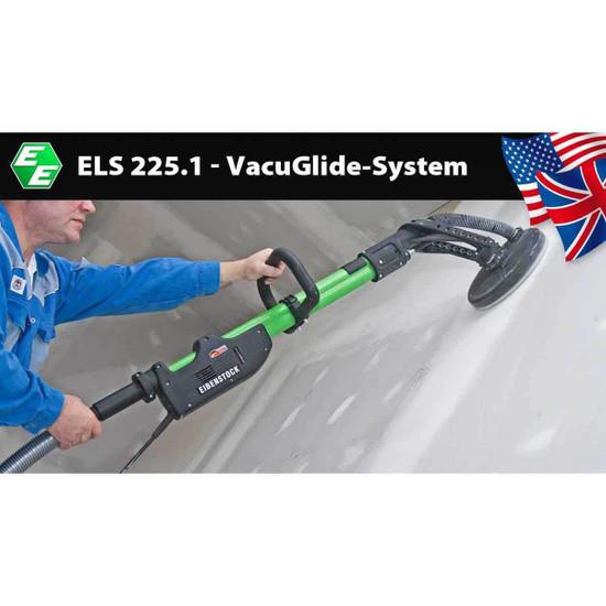 Eibenstock ELS 225.1 VacuGlide System