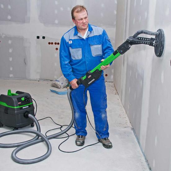 Eibenstock Wall Sander with Vacuum Attachment