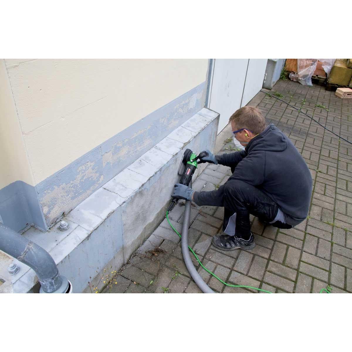 Carbide milling disc concrete grind