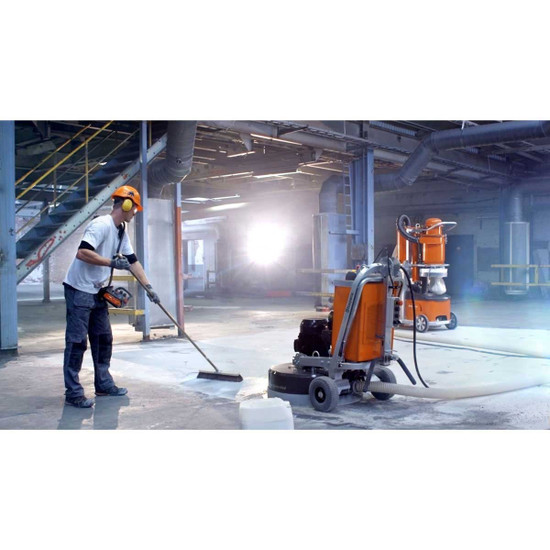 Applying the Husqvarna GM3000 Solution