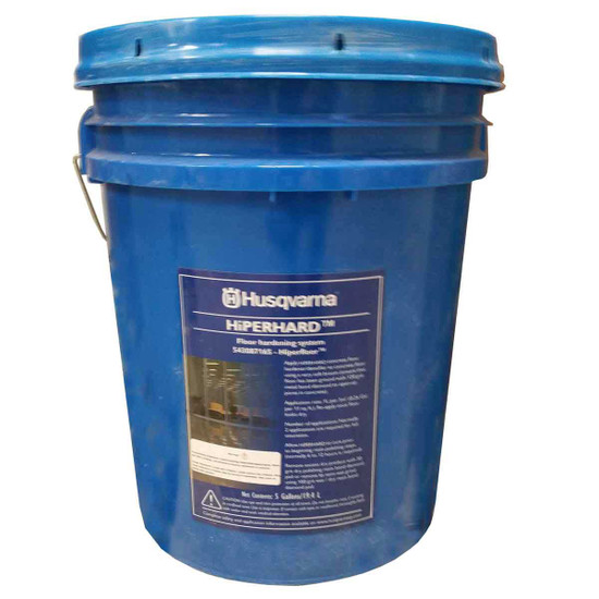 Husqvarna Hiperhard Densification 5 Gallon to increase surface hardness