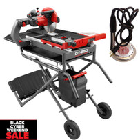 rubi, dt250, tile saw, tile saw water heater
