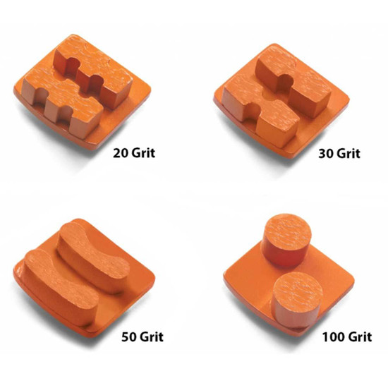 G1410 Husqvarna Elite Grind Diamond Segments