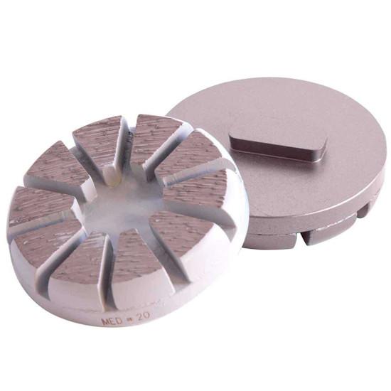 Husqvarna Redi Lock 3 inch 10 Segment Medium Bond Grinder