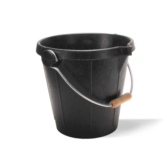 88803 Rubi English Rubber Bucket Rubberbuck 3.70 gal Perfect for mixing mortar on the job site and easy to clean up