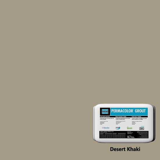 Laticrete PERMACOLOR Grout - Desert Khaki