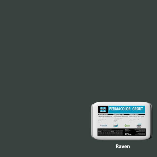 Laticrete PERMACOLOR Grout - Raven