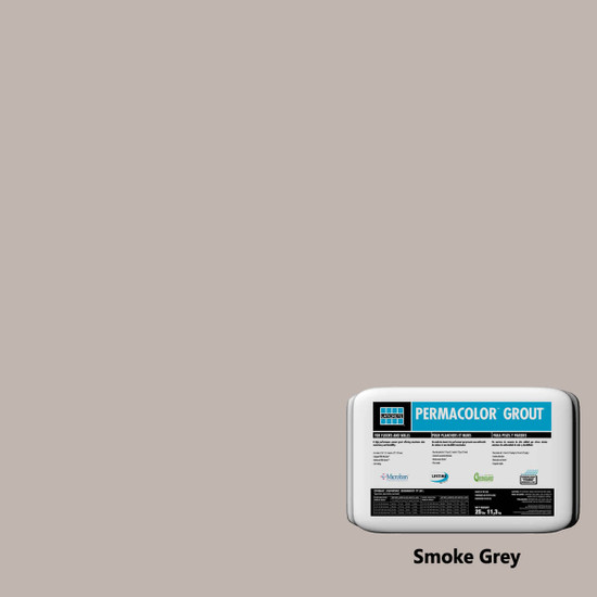 Laticrete PERMACOLOR Grout - Smoke Gray