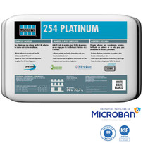Laticrete 254 Platinum White Polymer Fortified Thin-set with Microban