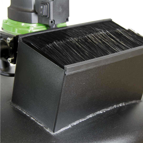 Twinmix Material Inlet Port