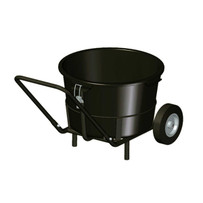 32333000 CS Unitec TwinMix 1800 Big Wheel Pouring Cart with 2 Wheels