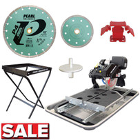 Pearl Abrasive Tile Saw Kit Sale
