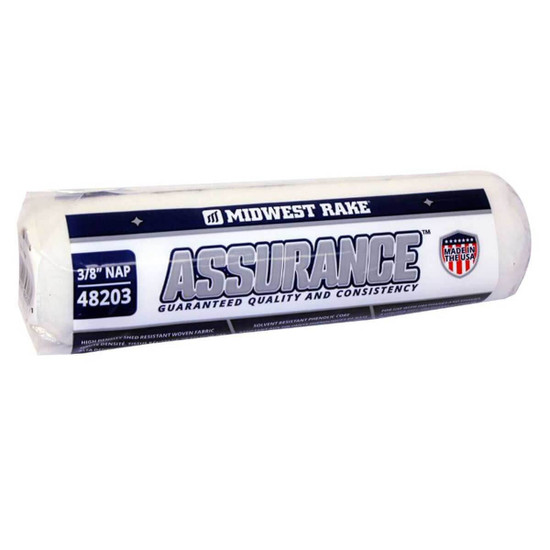 48203 9 inch Midwest Rake Assurance Roller Cover